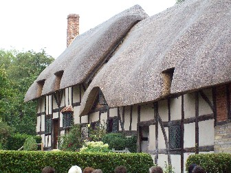 Ann Hathaways Cottage - shakespeare Country